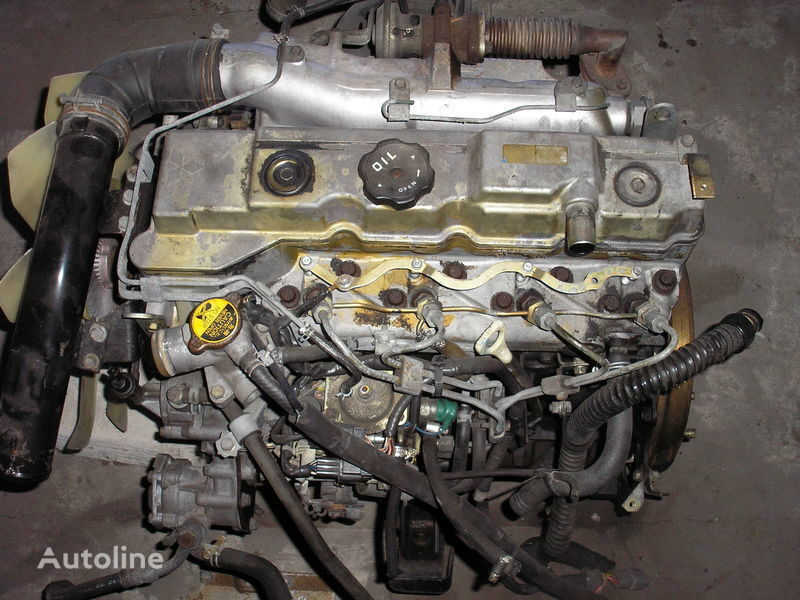двигатель  Mitsubishi 4М40 для грузовика