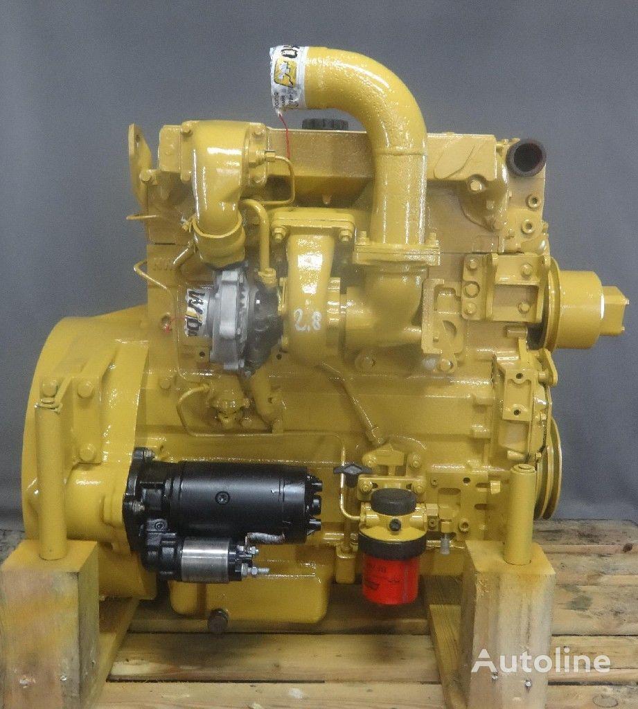двигатель CATERPILLAR для экскаватора-погрузчика CATERPILLAR