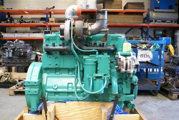 новый двигатель для другой спецтехники CUMMINS QSL9