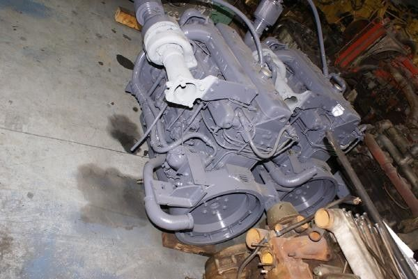 двигатель для другой спецтехники DAF DT 615