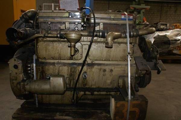 двигатель для другой спецтехники DAF MARINE ENGINES