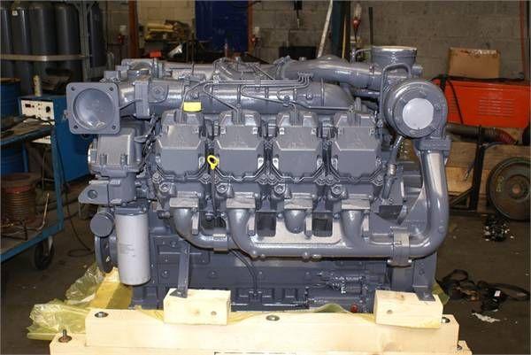 двигатель для другой спецтехники DEUTZ BF8M1015 CP