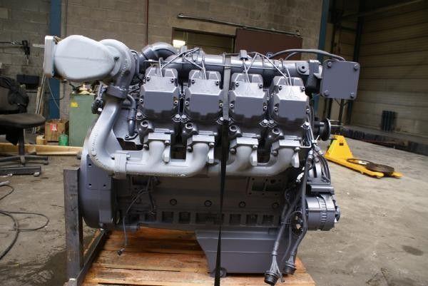 двигатель для экскаватора DEUTZ BF8M1015CP