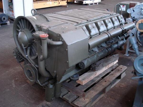 двигатель для другой спецтехники DEUTZ F12L413