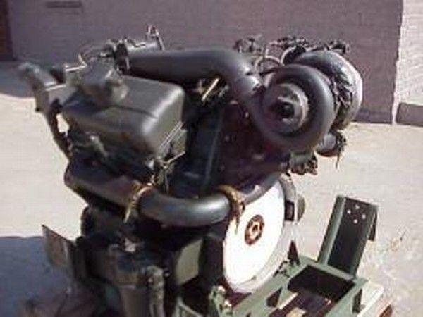 двигатель для экскаватора Detroit 6V53T
