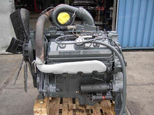 двигатель для другой спецтехники Detroit 8V71