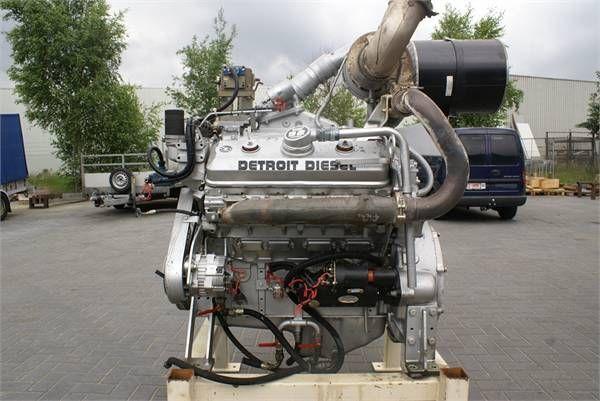 двигатель для другой спецтехники Detroit 8V92TA
