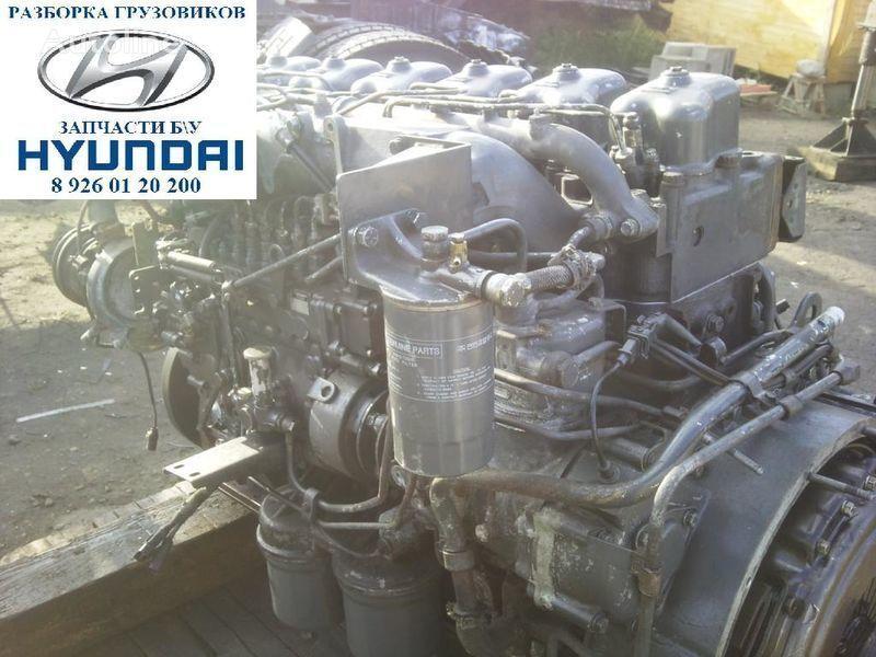 двигатель  Mitsubishi D6AC для грузовика HYUNDAI HD GOLD