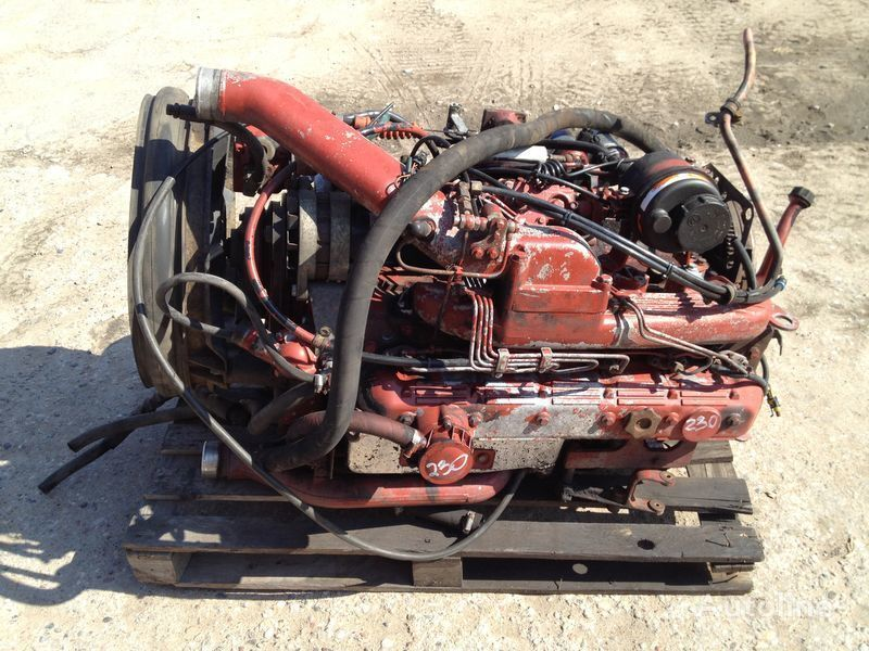 двигатель  Iveco Eurocargo из Германии для грузовика IVECO Eurocargo