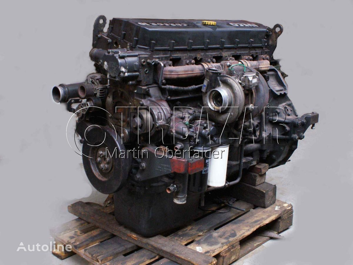 двигатель для грузовика IVECO motor Cursor 10 EURO3 i 5
