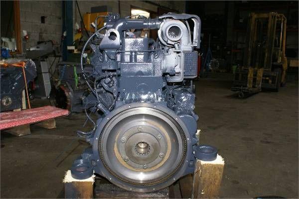 двигатель для бульдозера KOMATSU S6D102E