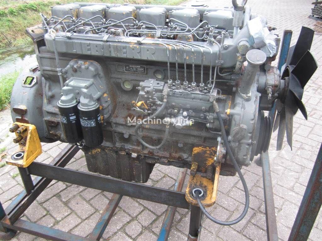двигатель для другой спецтехники LIEBHERR D926NA