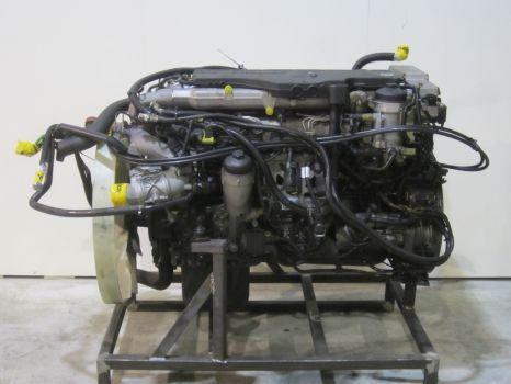 двигатель  D0836LFL66 - 250 PK - EURO 6 для тягача MAN