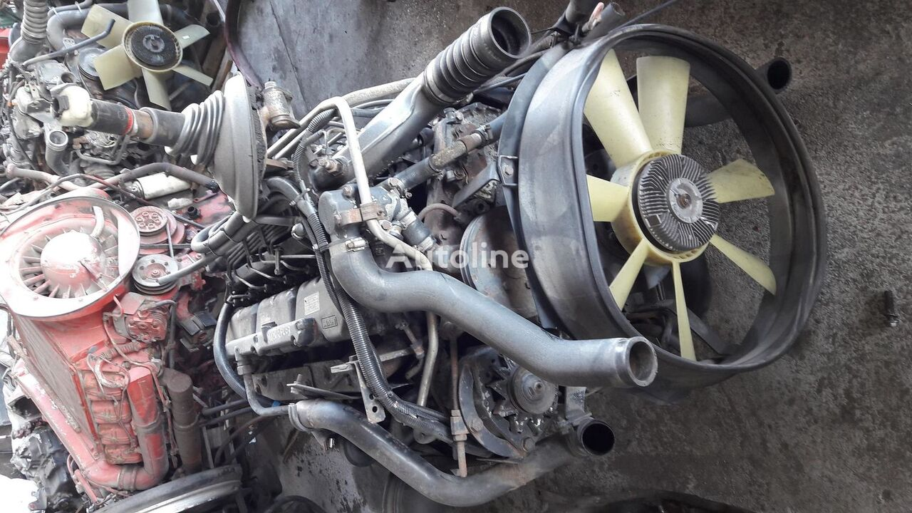 двигатель MAN D LFL03 для грузовика MAN 18.260