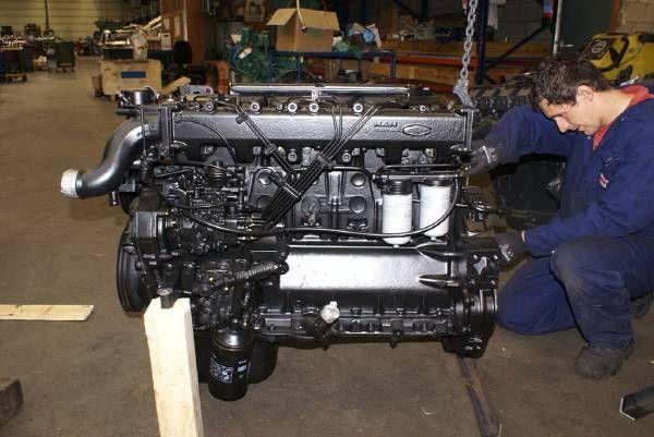 двигатель для бульдозера MAN D0826 LF 03