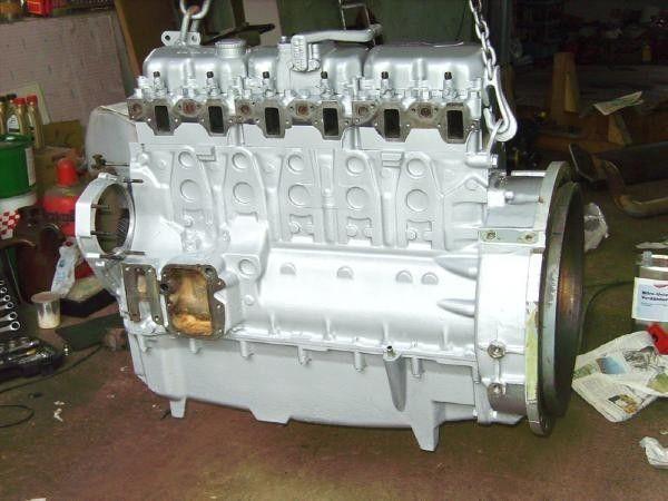 двигатель для фронтального погрузчика MAN D0826 LF 06