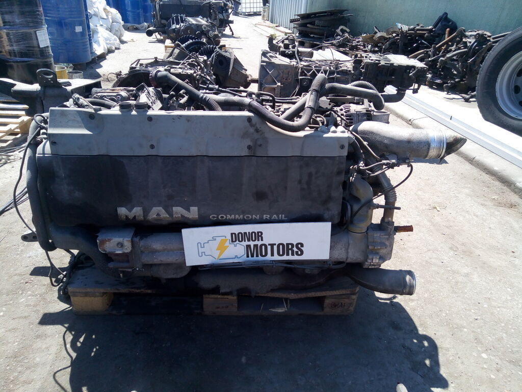 двигатель MAN D2676LF05 для тягача