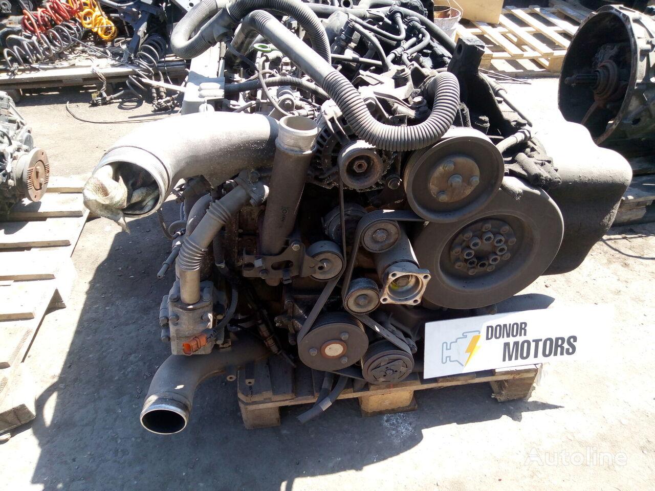 двигатель MAN D2676LF05 для тягача MAN TGX