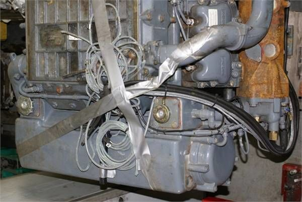 двигатель для экскаватора MAN D2842LE405