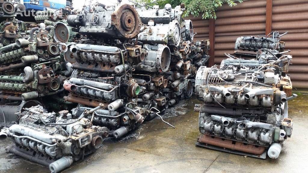 двигатель для грузовика MAN D2866 D2566