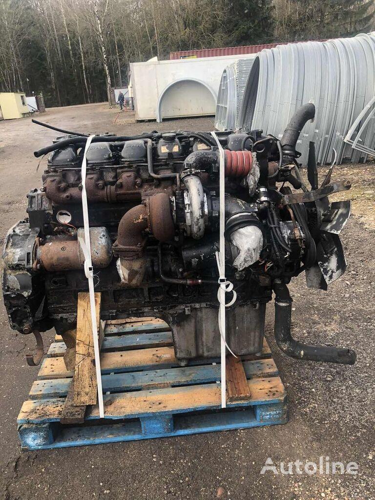 двигатель MAN D2866 LF09 для тягача MAN
