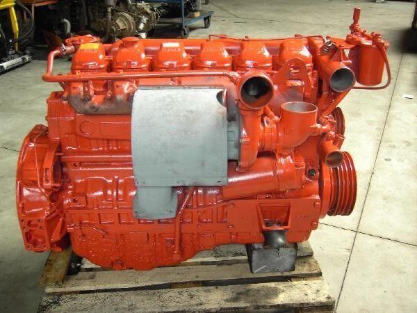 двигатель для другой спецтехники MAN D2866 LOH 01 2/3/6/7/9/20/23/28