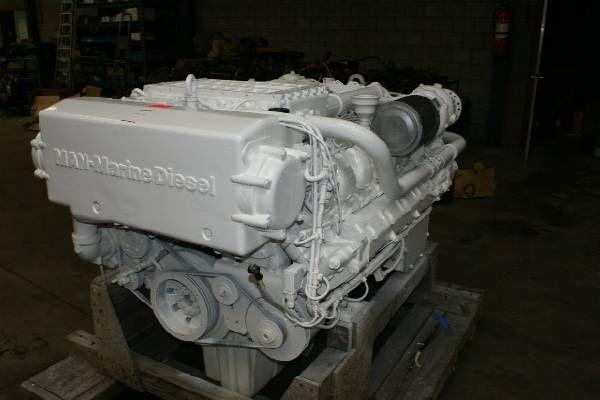 двигатель для другой спецтехники MAN MAN MARINE