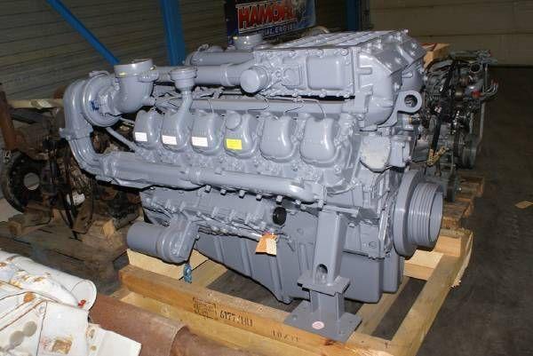 новый двигатель для другой спецтехники MAN NEW FACTORY ENGINES