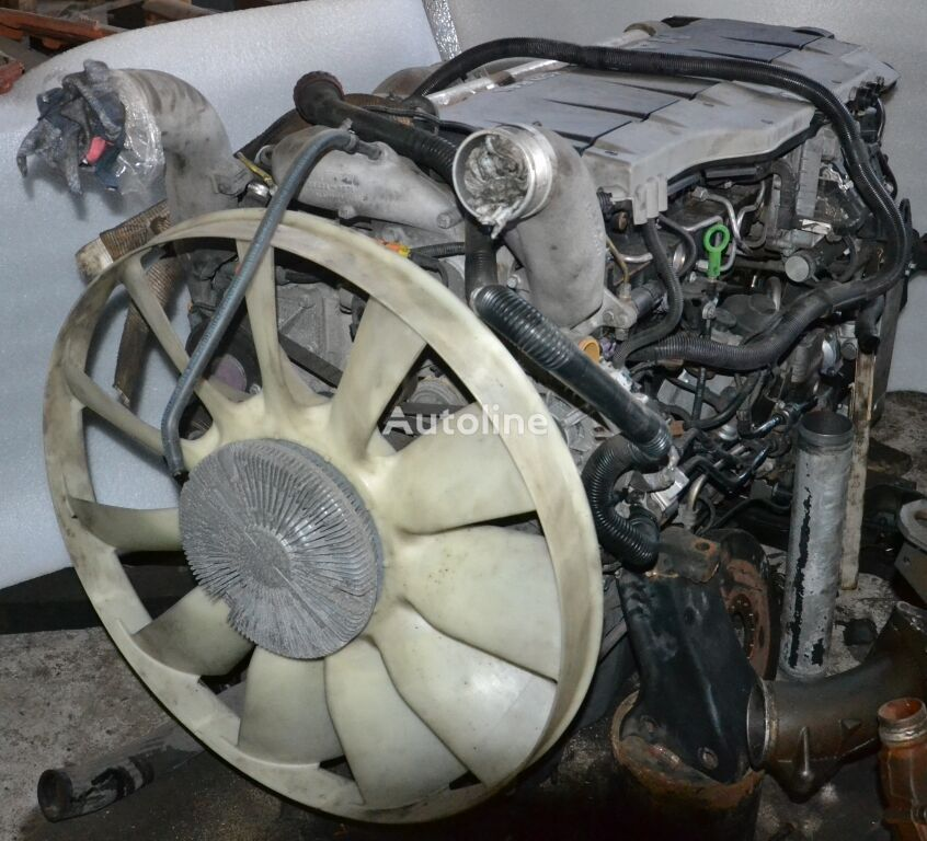 двигатель MAN TGX для тягача MAN TGX 440
