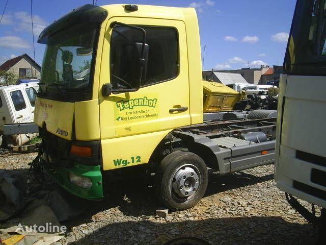 двигатель  Mercedes Benz OM904.922 для грузовика MERCEDES-BENZ ATEGO 815