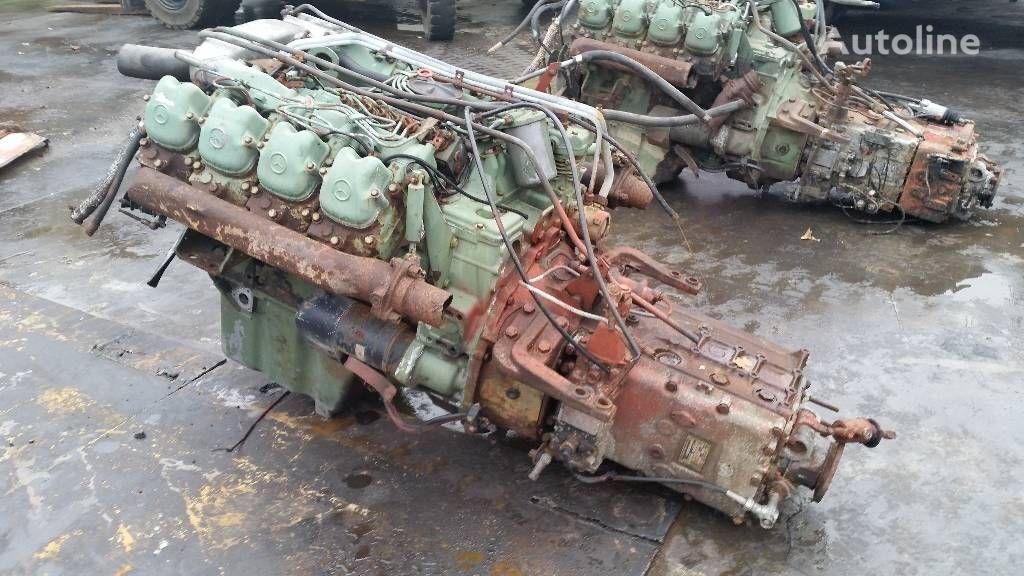 двигатель для грузовика MERCEDES-BENZ OM 402