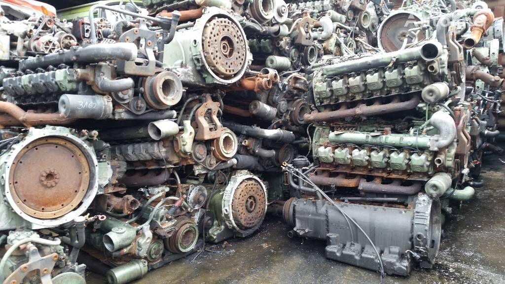 двигатель для грузовика MERCEDES-BENZ OM447 OM447LA