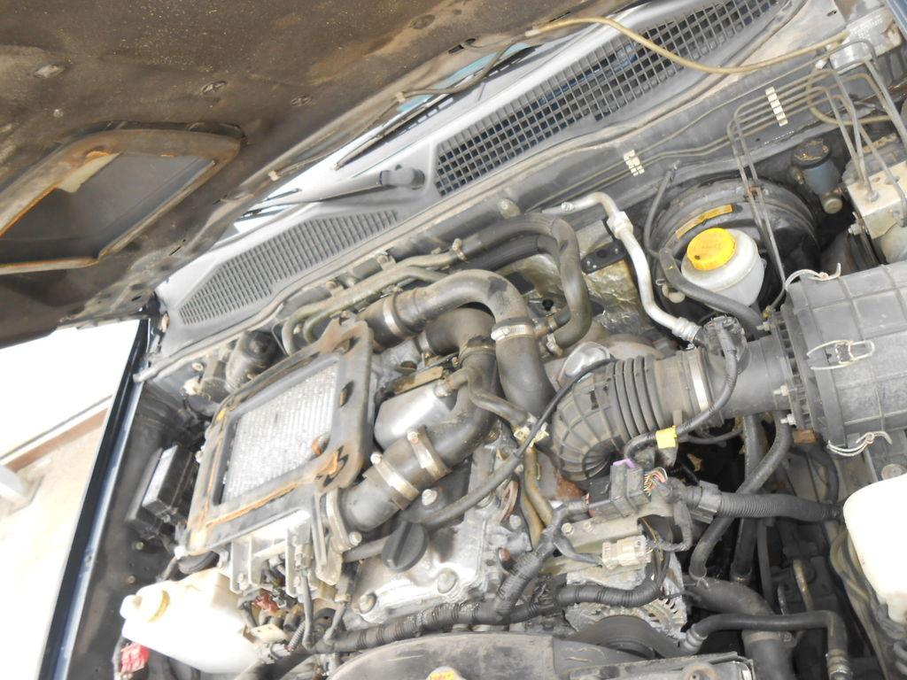 двигатель  ZD30D NISSAN TERRANO II 3.0 D для грузовика NISSAN TERRANO II / NISSAN PATROL 3.0
