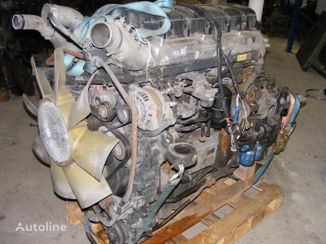 двигатель для грузовика RENAULT motor 420DCI