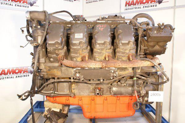 двигатель для тягача SCANIA DC1602