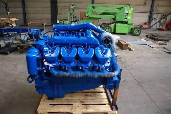 двигатель для другой спецтехники SCANIA DSC 14 01