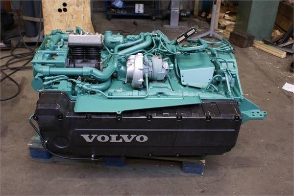 двигатель для автобуса VOLVO DH12