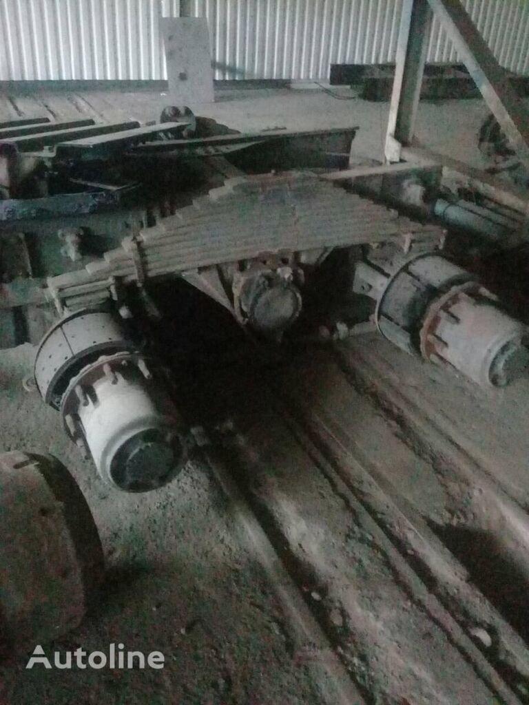 двигатель VOLVO FH12, FH13, FM10, FM9, EURO3, EURO5 rear axle, axle gear, boogie для тягача VOLVO FH, FM