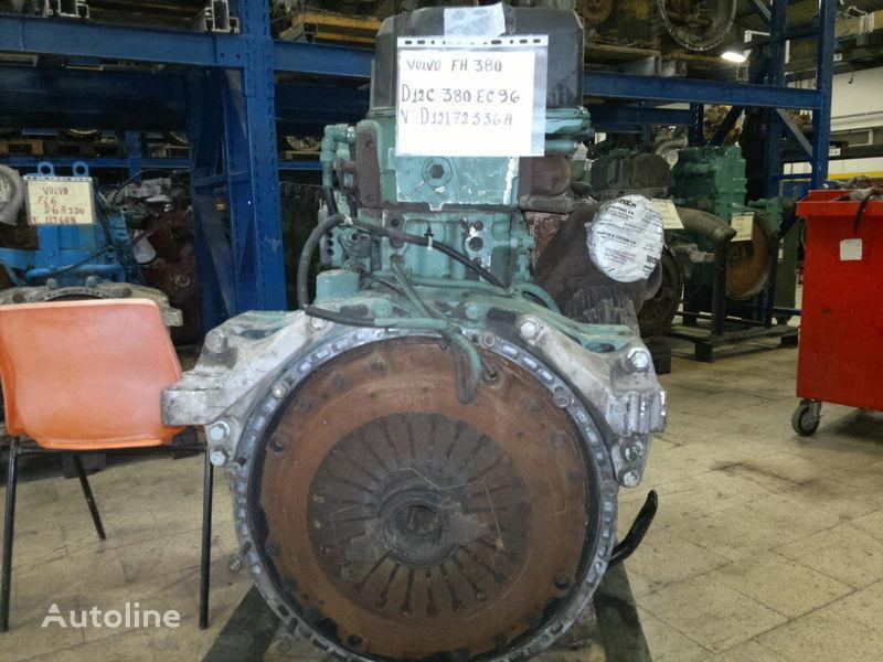 двигатель  D12C-380HP Volvo D12C для грузовика VOLVO FH12 / L180