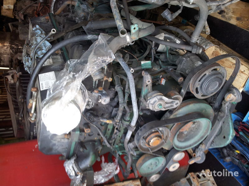 двигатель VOLVO FH13, FM13 engine D13A type, EURO 5 emission, D13A440, D13A480, для тягача VOLVO FH13
