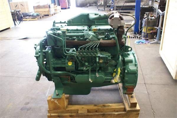 двигатель для другой спецтехники VOLVO TWD630ME