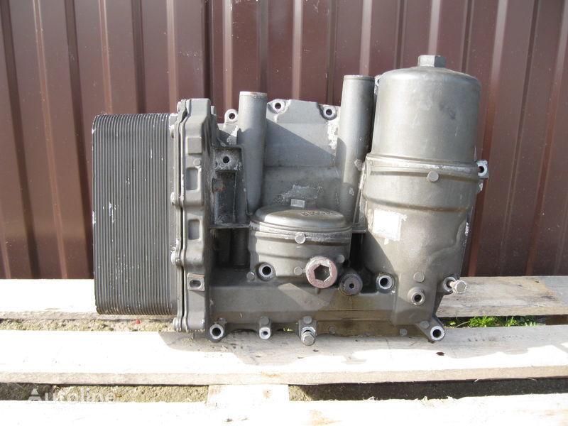 фильтр масляный  CHŁODNICZKA OLEJU Z PODSTAWĄ для тягача DAF XF 105