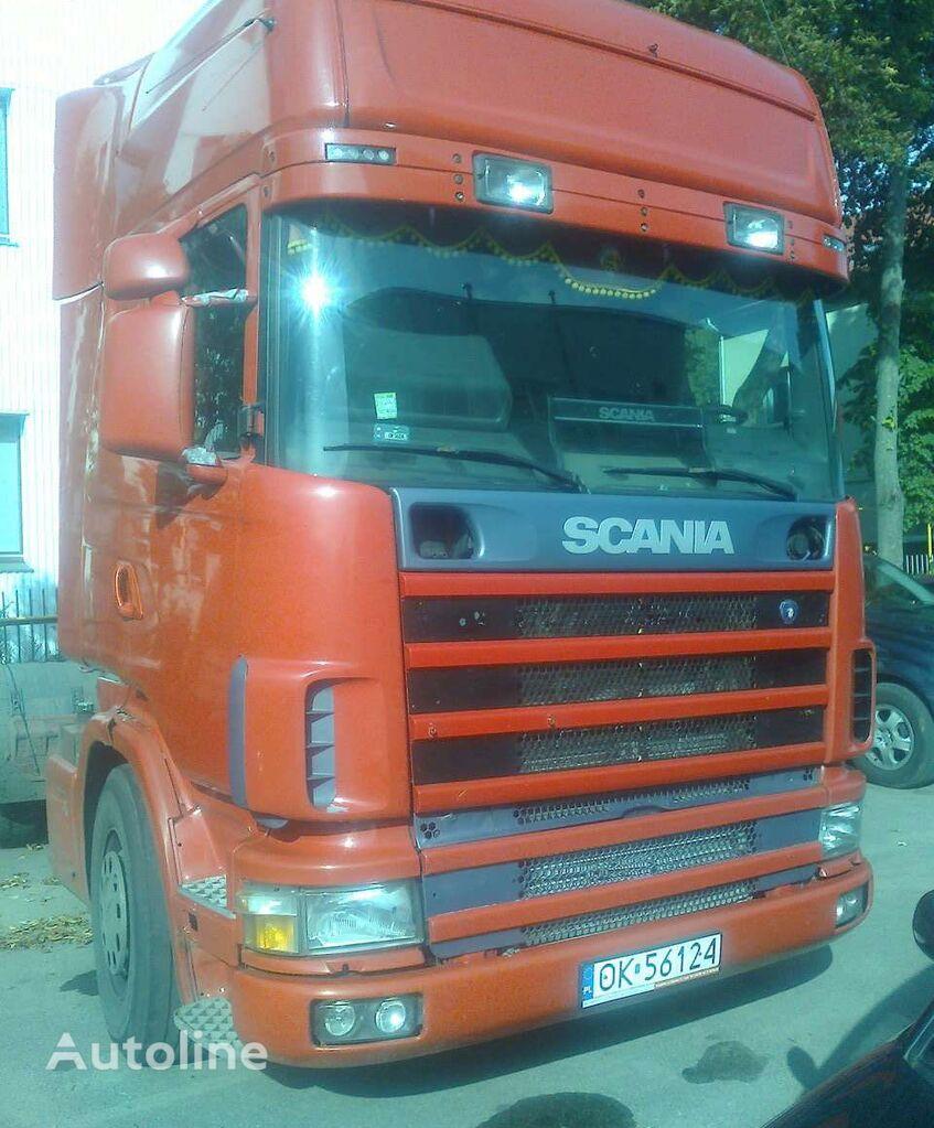 гидравлический бак SCANIA 530AG для тягача SCANIA 144