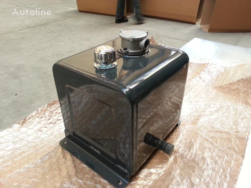 гидравлический бак Бак гидравлический (гидробак) закабинный 64 л железный (40х40х40 для тягача