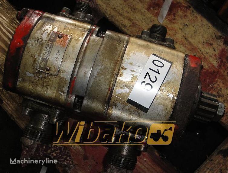 гидравлический насос  Hydraulic pump Bosch 0510166011 для экскаватора 0510166011