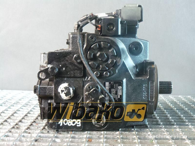 гидравлический насос  Hydraulic pump Sauer H1P069RAC3C2CD6KF1H3L45L45CL32P2NNND6F для экскаватора H1P069RAC3C2CD6KF1H3L45L45CL32P2NNND6F (83025814)