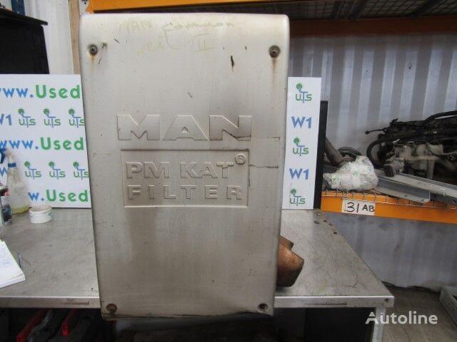 глушитель MAN DPF/CAT EXHAUST (51.15101.0370) для грузовика MAN TGA/TGS