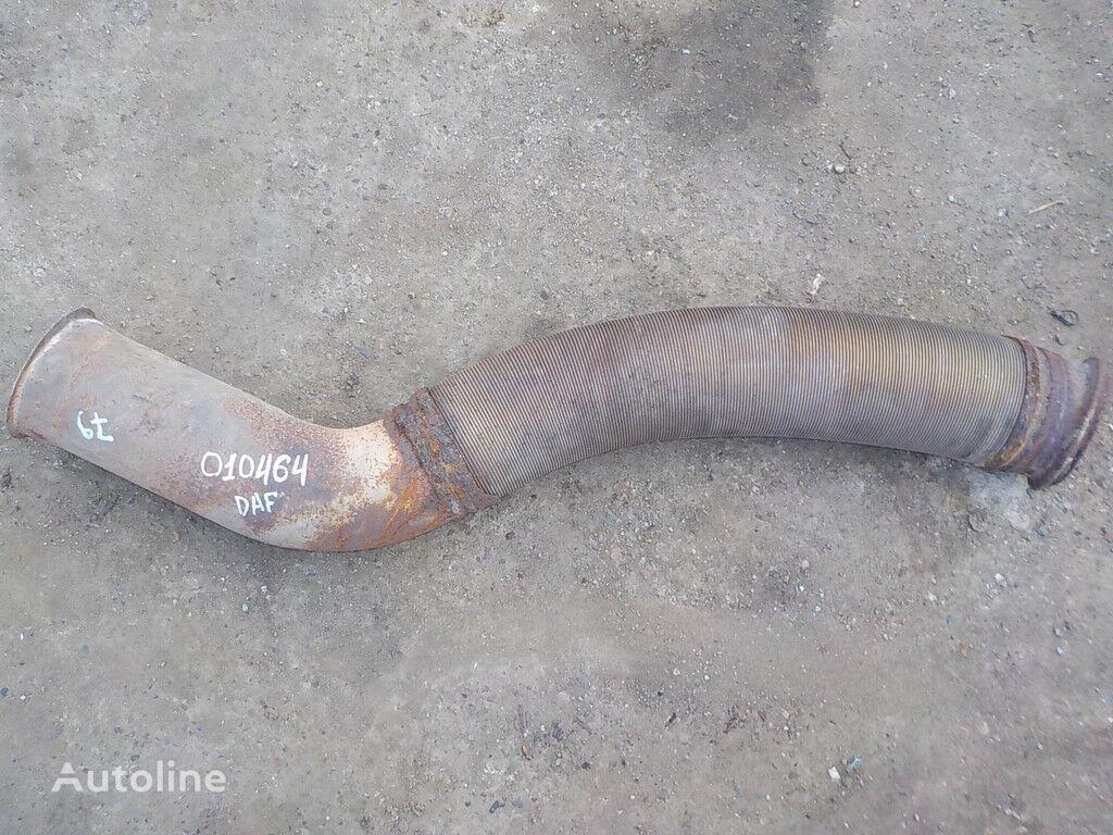 глушитель  Труба для грузовика DAF
