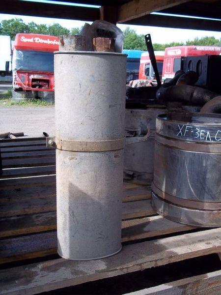 глушитель для грузовика MAN 18