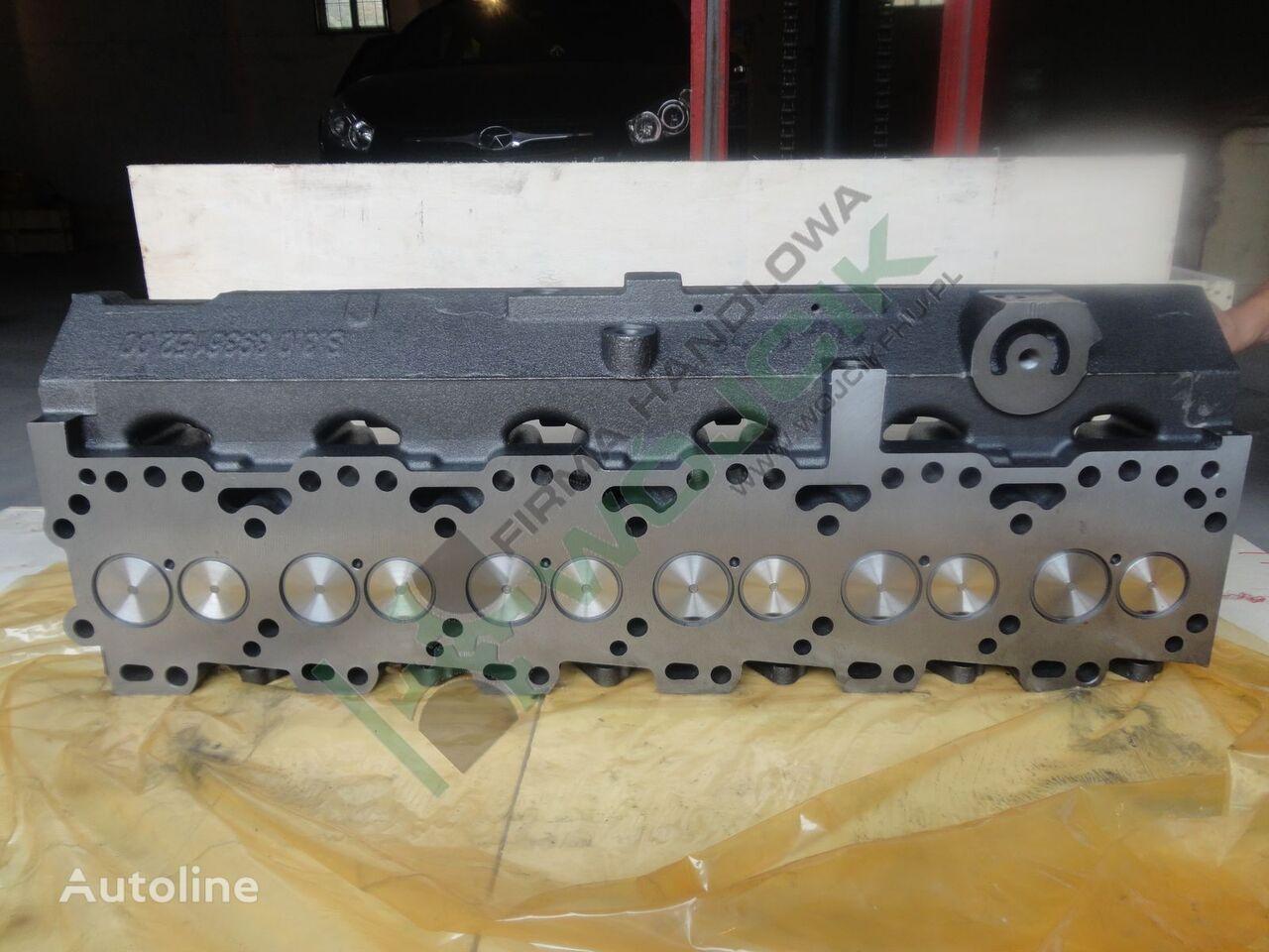 головка блока цилиндров для другой спецтехники